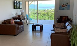 hebergement LE DOMAINE DE LYSA offer VILLA HAWAI - 3 AIR-CONDITIONED ROOMS - SEA VIEW image