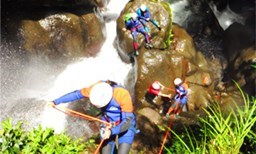hebergement vert intense   Canyoning and hiking offer CANYONING VAUCHELET image