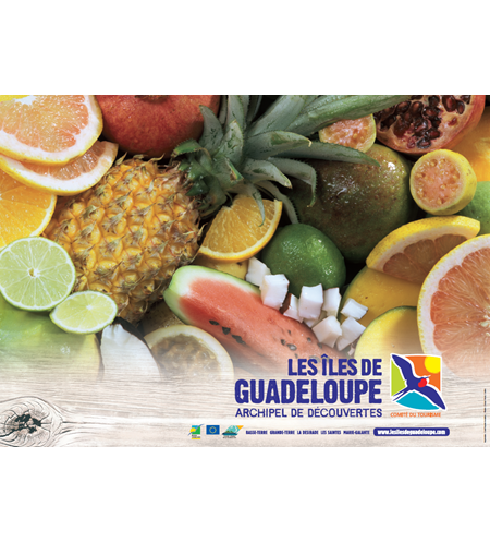 fruits exotique de la guadeloupe